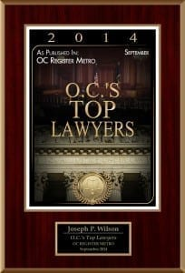 OC's Top Lawyers
